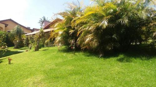 Chácara Com 3 Dormitórios À Venda, 1700 M² Por R$ 1.100.000,00 - Olaria - Itapecerica Da Serra/sp - Ch0027