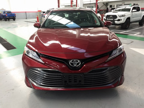 Toyota Camry 2.5 Xle At 2018 *financiamiento*
