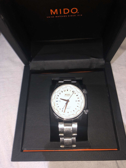 Reloj Mido Automatic Multifort Gmt