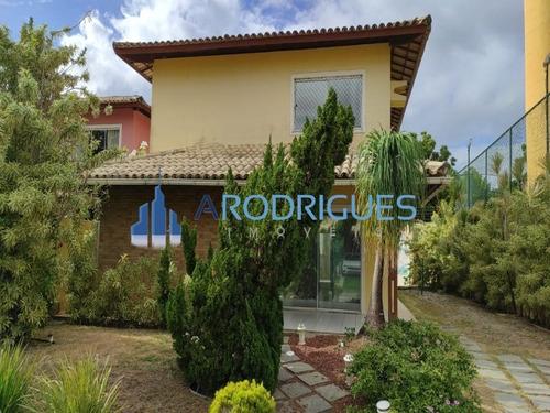 Excelente Casa À Venda No Condomínio Vila Das Palmeiras, Próximo A Faculdade Ftcc - Ca00468