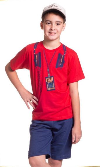 Kit Roupa Infantil Menino 8 Conjunto Masculino Atacado 1a14