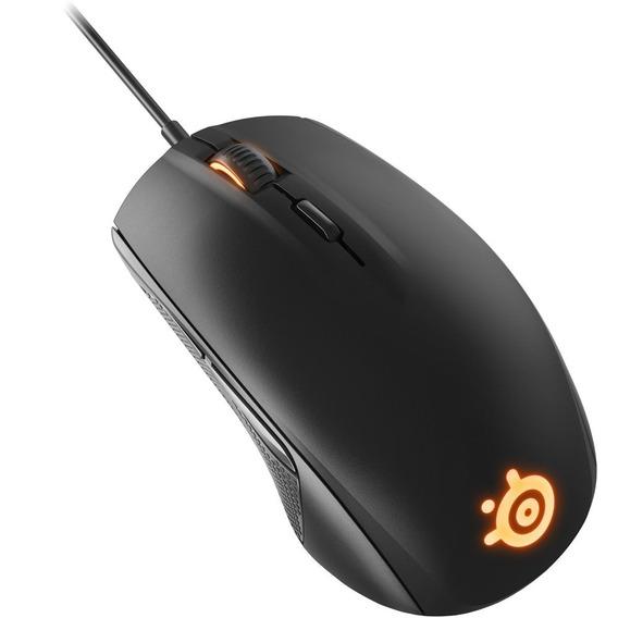 * Promoção * Mouse Steelseries Rival 100 Black 62341 + Nfe