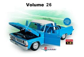 Coleção Pick Up Ford F100 Salvat Ed 26