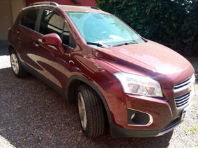 Chevrolet Tracker 1.8 Awd Ltz+ At 4x4 Bordo