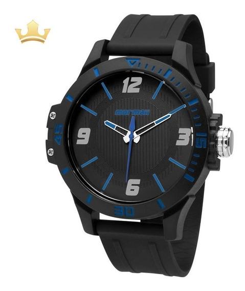 Relógio Mormaii Masculino Mo2035fl/8a Com Nf