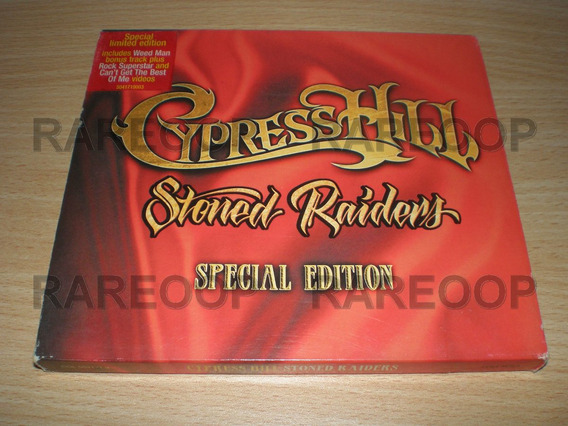 Cypress Hill Stoned Raiders (cd) (austria) H1
