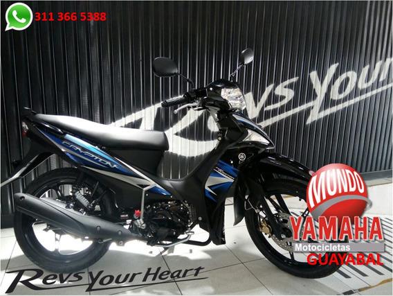 Yamaha Crypton Modelo 2020