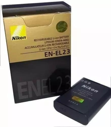 Bateria En-el23 P/nikon Coolpix P600 P610 P900 S810c.gratis