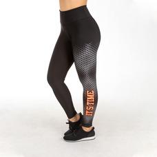 Calça Legging Com Silk + Calcinha De Brinde Da Click