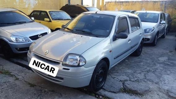 Clio 1.0 2001 C/ar