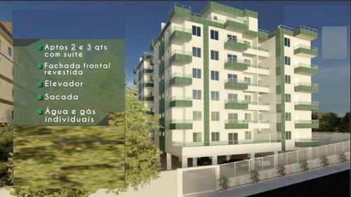 Imagem 1 de 14 de Apartamento À Venda, 3 Quartos, 1 Suíte, 1 Vaga, Riacho Das Pedras - Contagem/mg - 24023