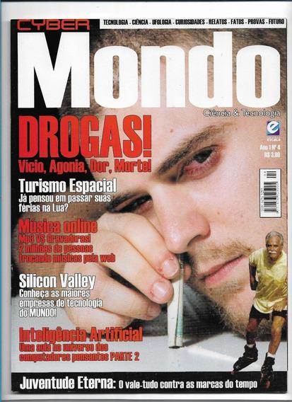 Cyber Mondo Revista 4 Ciência E Tecnologia Drogas Turismo