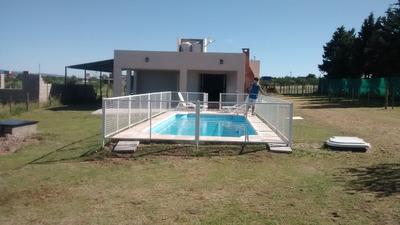 Casa En Venta Frente Al Lago Los Molinos .potrero De Garay