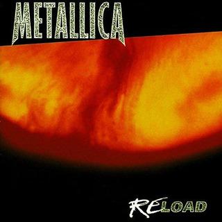 Vinilo Metallica Reload Lp Imp.
