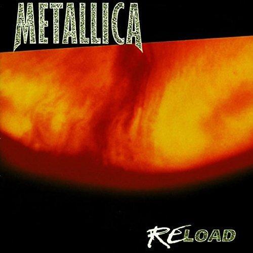 Vinilo Metallica Reload Lp Imp.nuevo En Stock