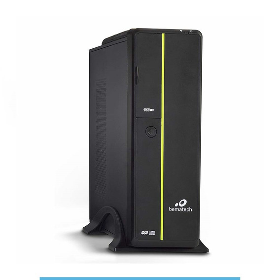 Computador Rs-2100 Intel Cel 2.8ghz 4gb Hd500 Bematech