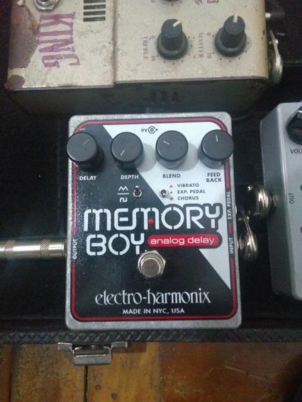 Electro-harmonix Memory Boy Com Fonte Original-leia!
