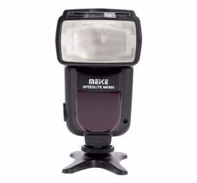 Flash Speedlite Meike Mk950 E-ttl Para Nikon