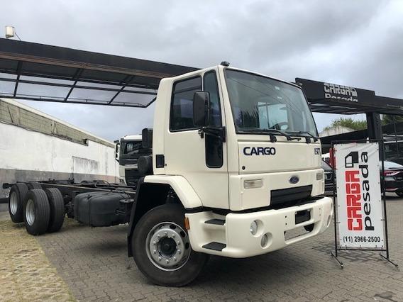 Ford Cargo 1517 Chassi Baixa Km = 1317 15180 13190 1718