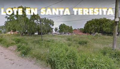 Venta Lote En Santa Teresita - Gran Financiación (cod.209)