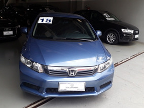 Honda Civic 1.8 Lxs Flex 4p 2015