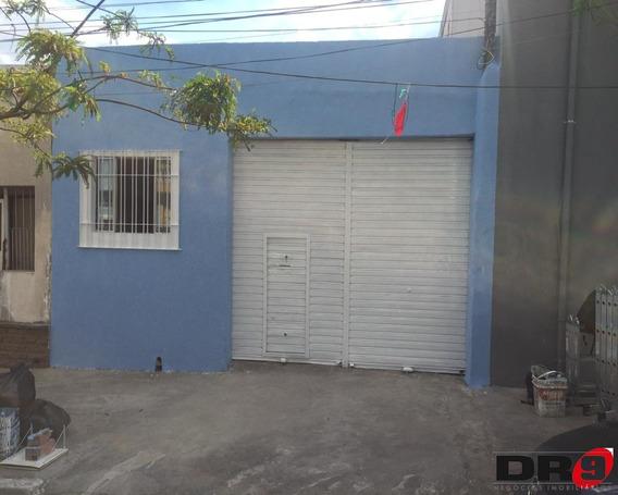 Salão Comercial Venda Ou Locação Com 140 Mts² Na Moóca - Sl00078