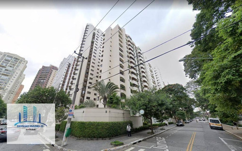 Imagem 1 de 22 de Apartamento Com 4 Dormitórios À Venda, 180 M² Por R$ 1.480.000,00 - Moema - São Paulo/sp - Ap3781