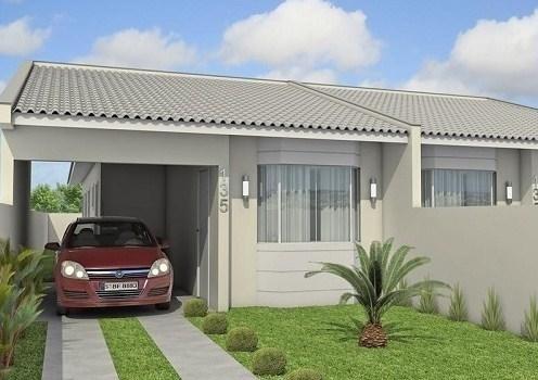 Sobrado Com 2 Dormitórios À Venda, 60 M² Por R$ 170.000 - Centro - Ilhota/sc - So0185