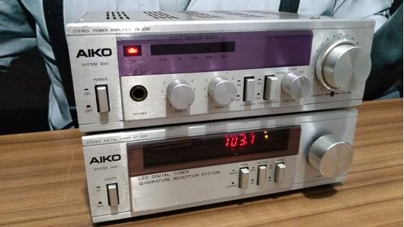 Aiko Amplificador Pa3000 E Tuner Dt3000