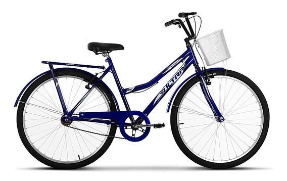 Bicicleta Feminina Retrô Aro 26 Summer Ultra Bikes