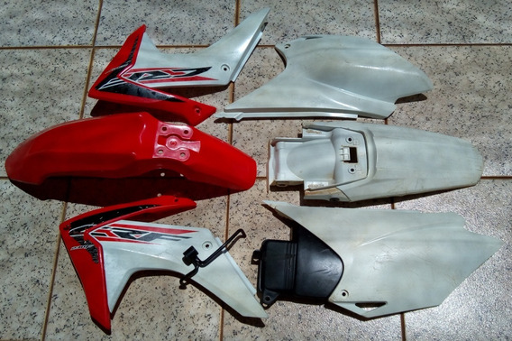 Kit Plastico Crf 230 2015