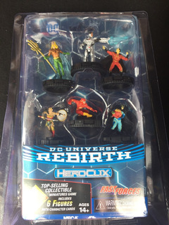 Heroclix Dc Universe Rebirth Fast Forces Y 8 Heroclix Titans