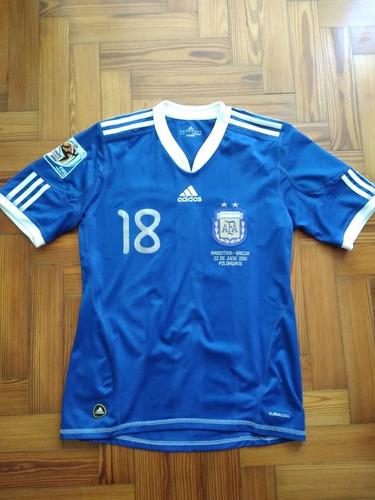 Camiseta Argentina Palermo Mundial 2010