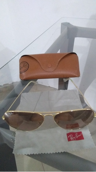 Óculos Aviador Ray-ban (original )