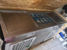 Máquina De Helados Fritos 3.300 Kw Doble+10 Topping