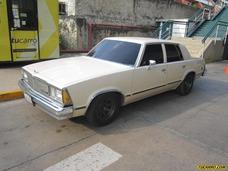 Chevrolet Malibú 1981