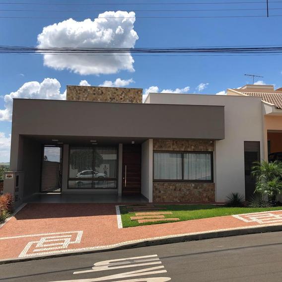 Casa De Condomínio Em Ibiporã - Pr - Ca0017_gprdo