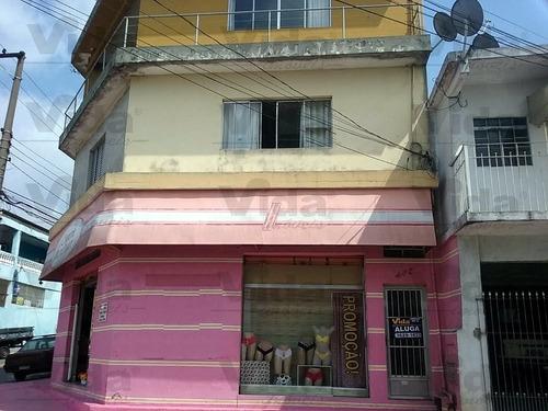 Casa Sobreloja Para Locação Em Vila Yolanda  -  Osasco - 36201