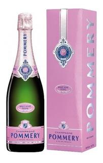 Pommery Royal Brut Rosé Francés Con Estuche 750ml Oferta!
