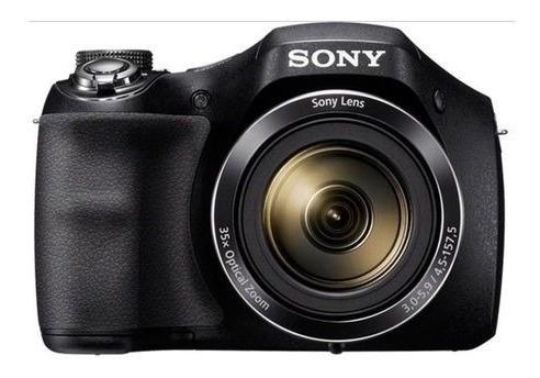Câmera Digital Sony Cyber-shot Dsc H300 Com Cartão De 8gb