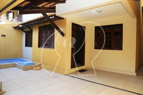 Casa Com 4 Dormitórios À Venda, 165 M² Por R$ 599.000 - Amadeu Furtado - Fortaleza/ce - Ca0333