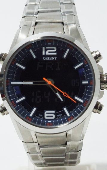 Relógio Anadigi Masculino Orient Mbssa048