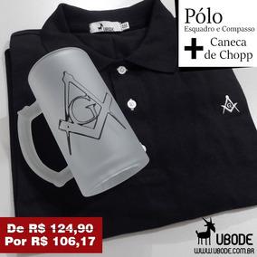 fa4bdd37c2802 Camisa Polo Esquadra - Pólos Manga Curta Masculinas no Mercado Livre ...