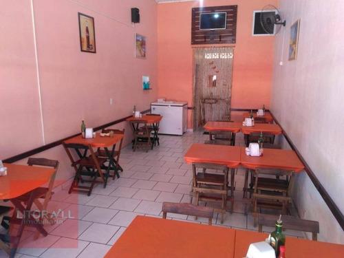 Imagem 1 de 10 de Ponto À Venda, 82 M² Por R$ 100.000,00 - Jardim Belas Artes - Itanhaém/sp - Pt0015
