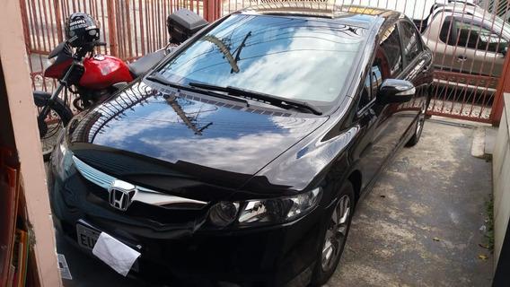 Honda Civic 1.8 Lxl Se Couro Flex Aut. 4p