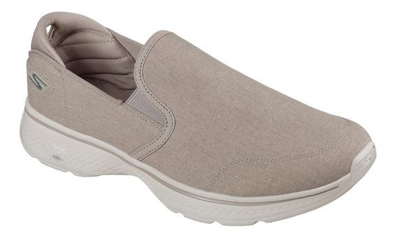 Zapatillas Skechers Go Walk 4 Hombre Caminata Goga+ Importad