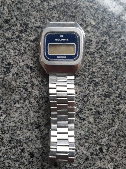 Relógio Ricoh Antigo.
