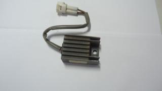 Regulador Ca De Farol Kawasaki Klx 250 Original Usado