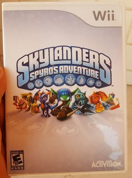 Jogo Skylanders Spyro´s Adventure Original Para Nintendo Wii