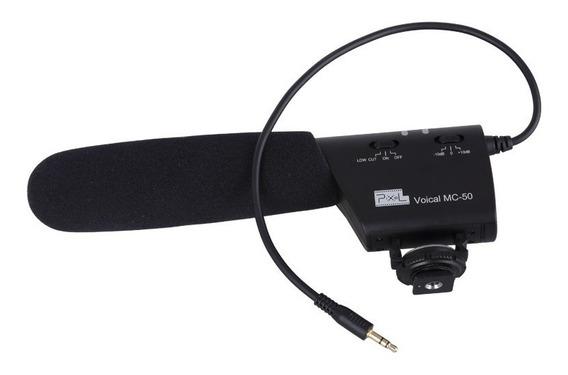 Microfone Camera Dslr Canon T6i T3i T3 T5 1100d 60d 70d 6d